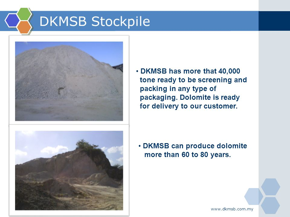 DKMSB Stockpile DKMSB has more that 40,000