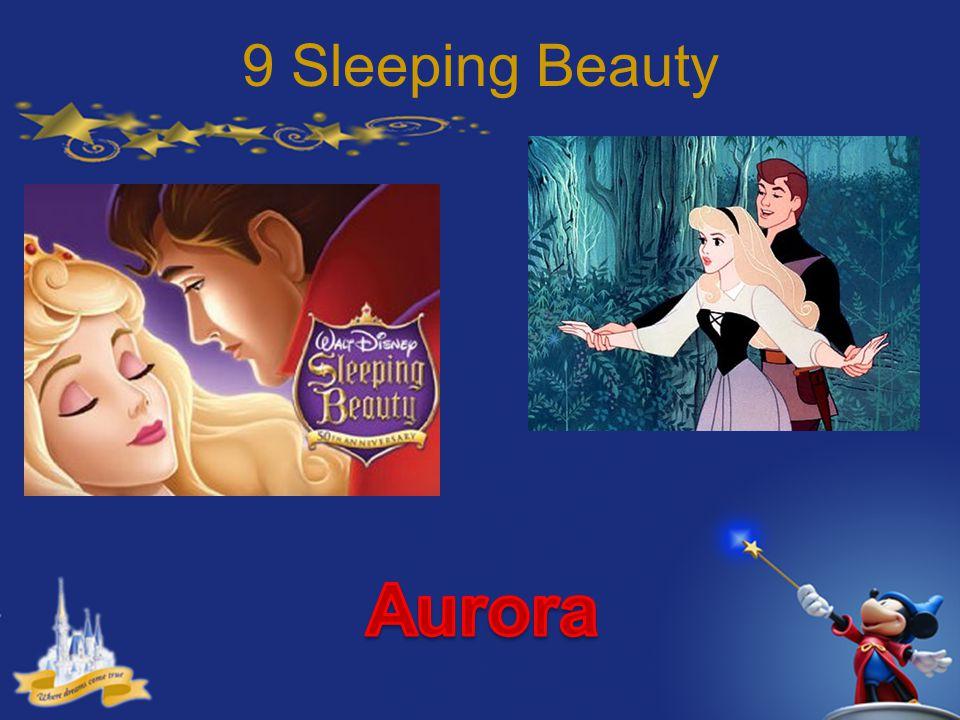 9 Sleeping Beauty Aurora