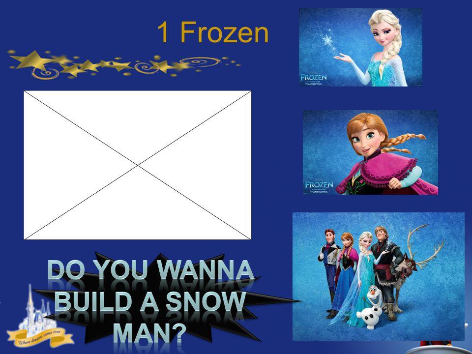 Do you wanna build a snow man