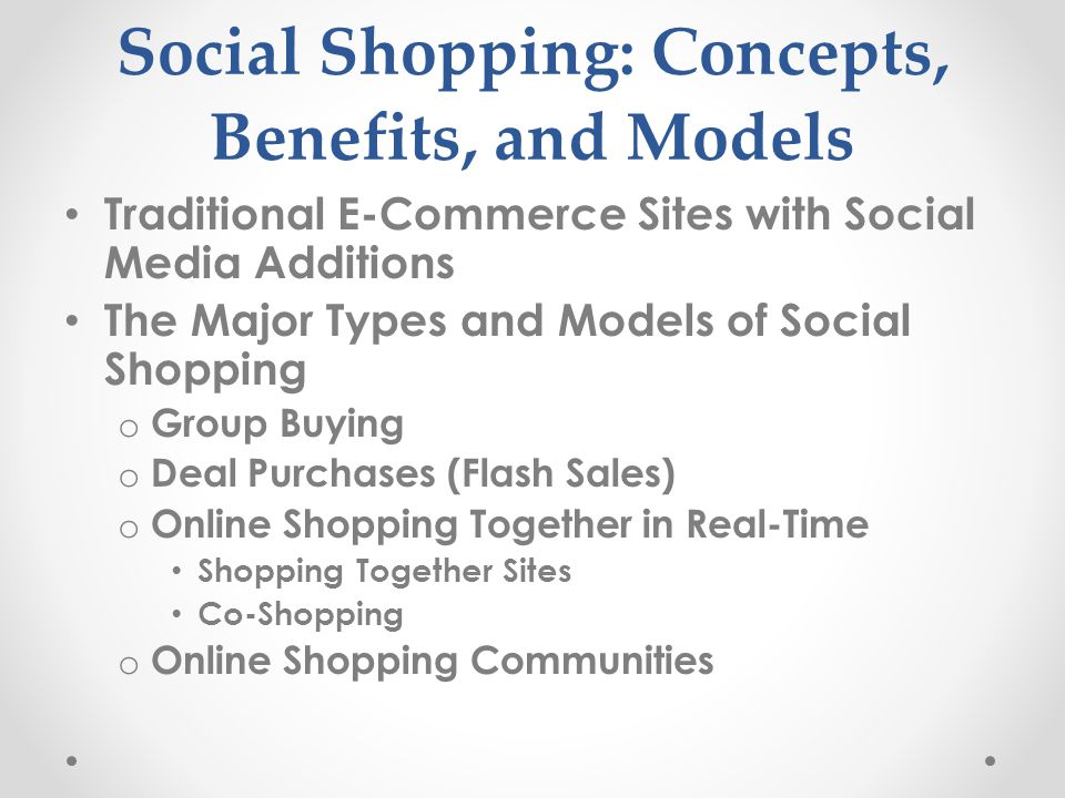 Essential Role of Social Media Networking in Ecommerce