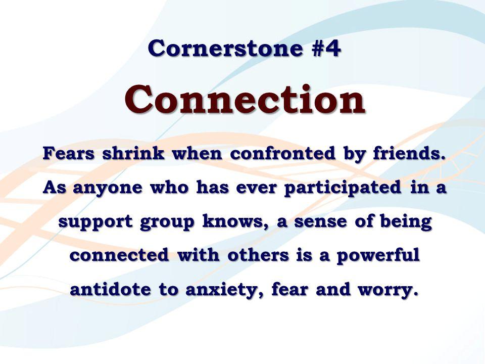 Connection Cornerstone #4