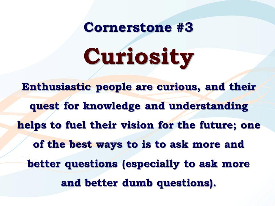 Curiosity Cornerstone #3