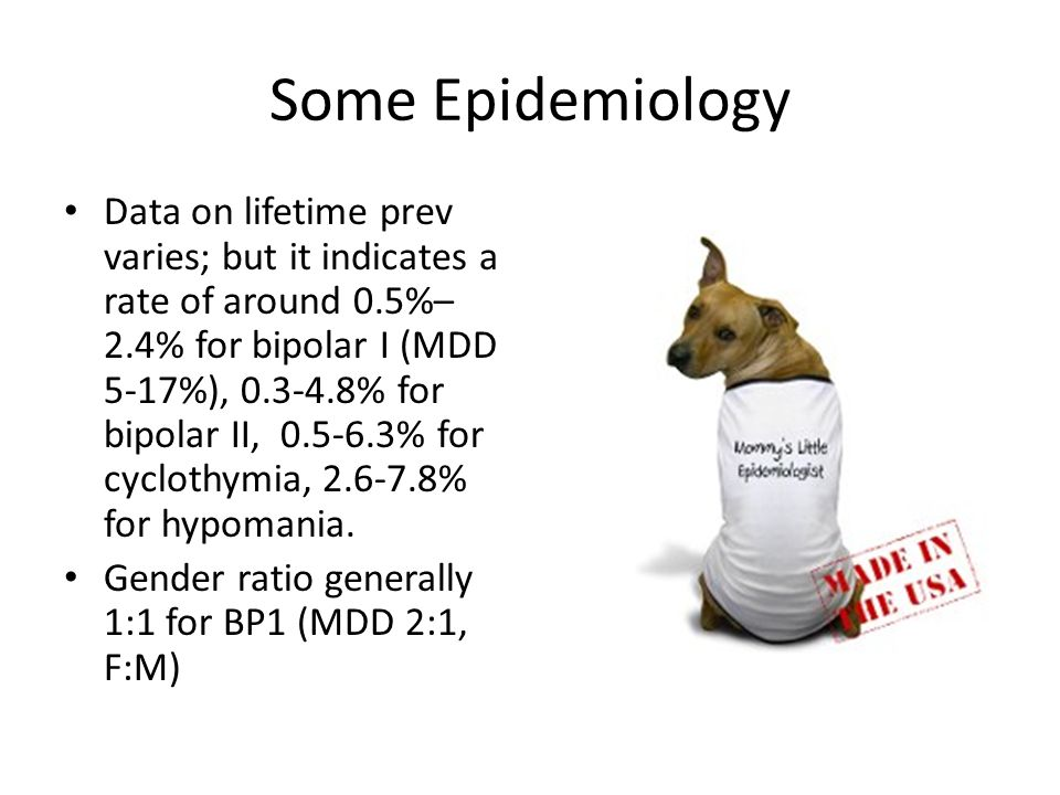 Some Epidemiology