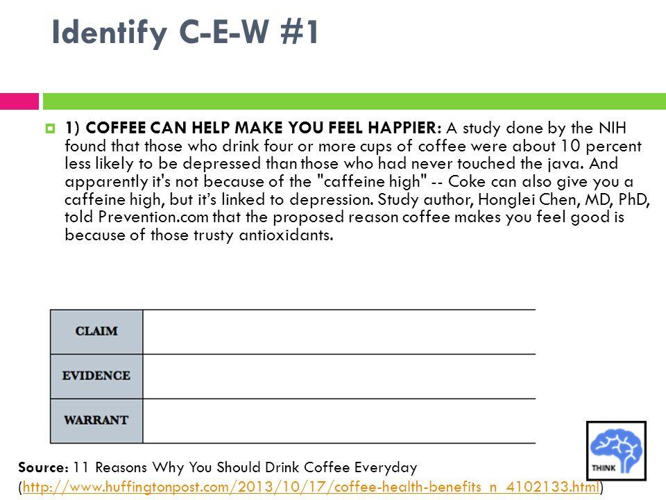 Identify C-E-W #1
