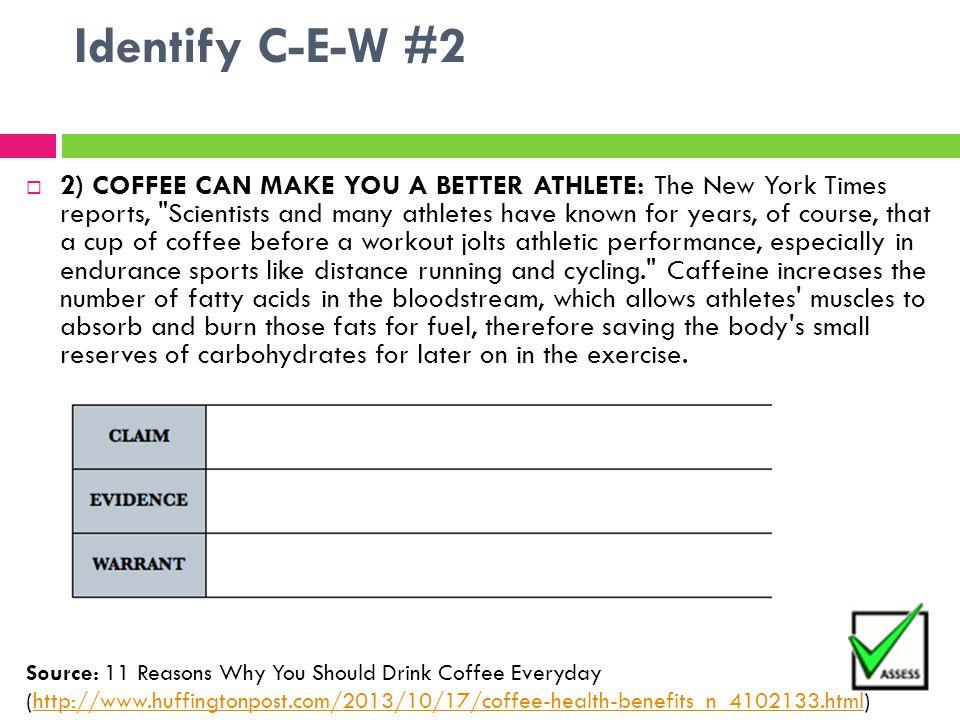 Identify C-E-W #2