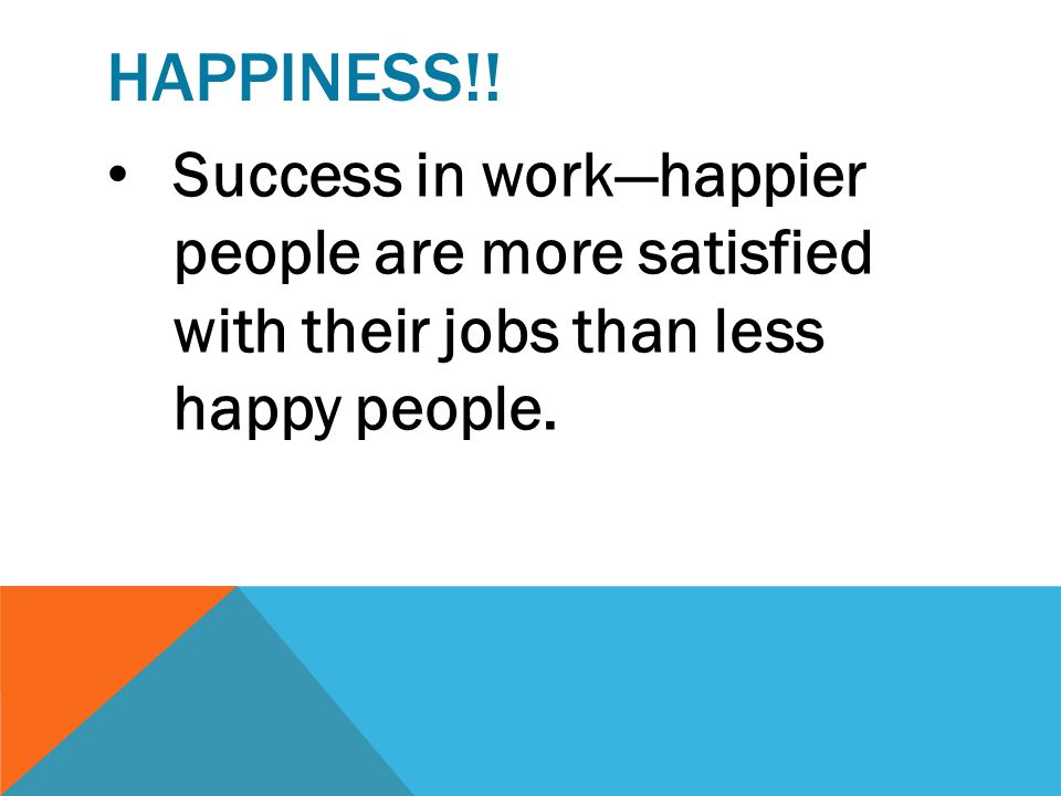 Happiness!.