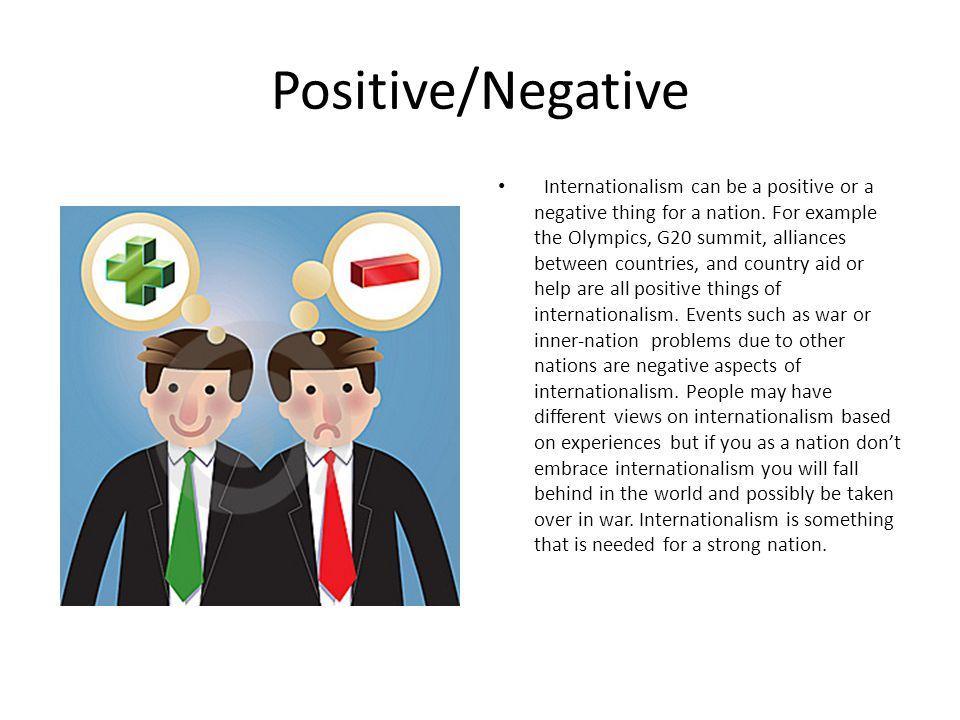 Positive/Negative