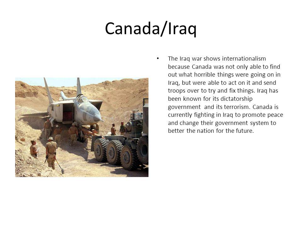 Canada/Iraq