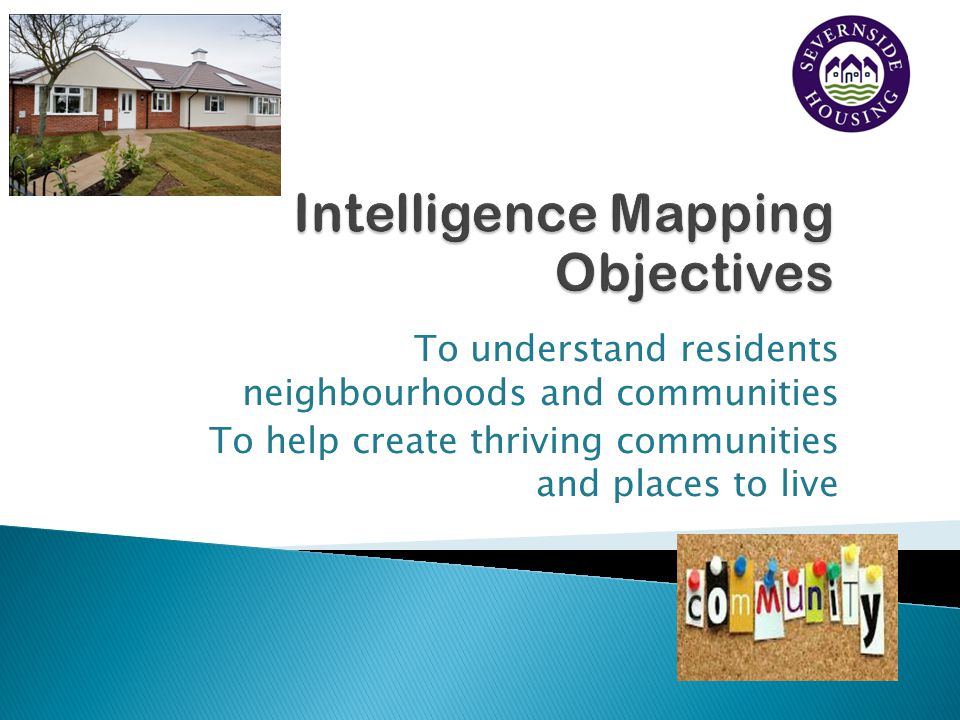 Intelligence Mapping Objectives