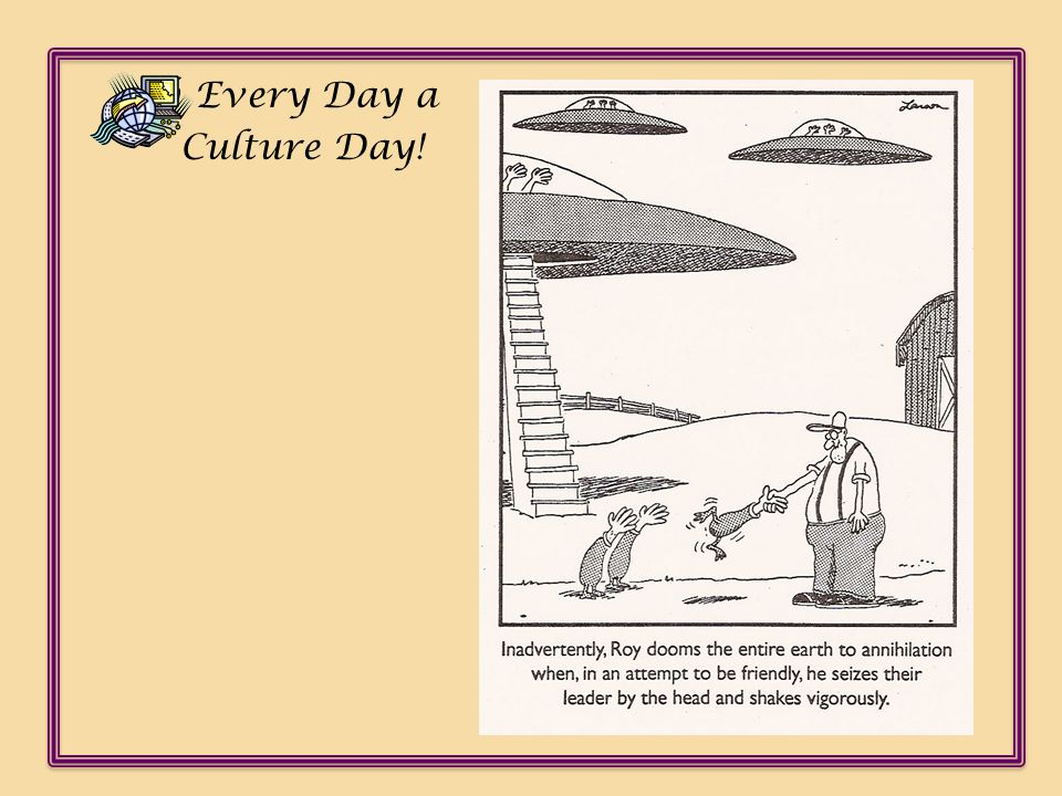 Ch Every Day a Culture Day! Heller 2009