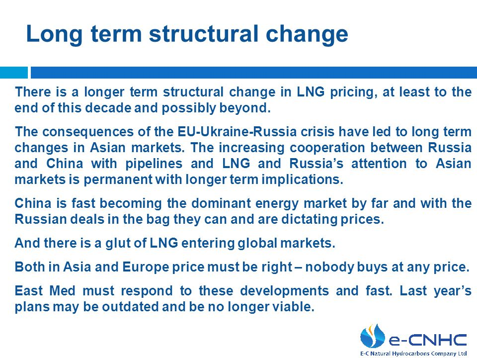 Long term structural change