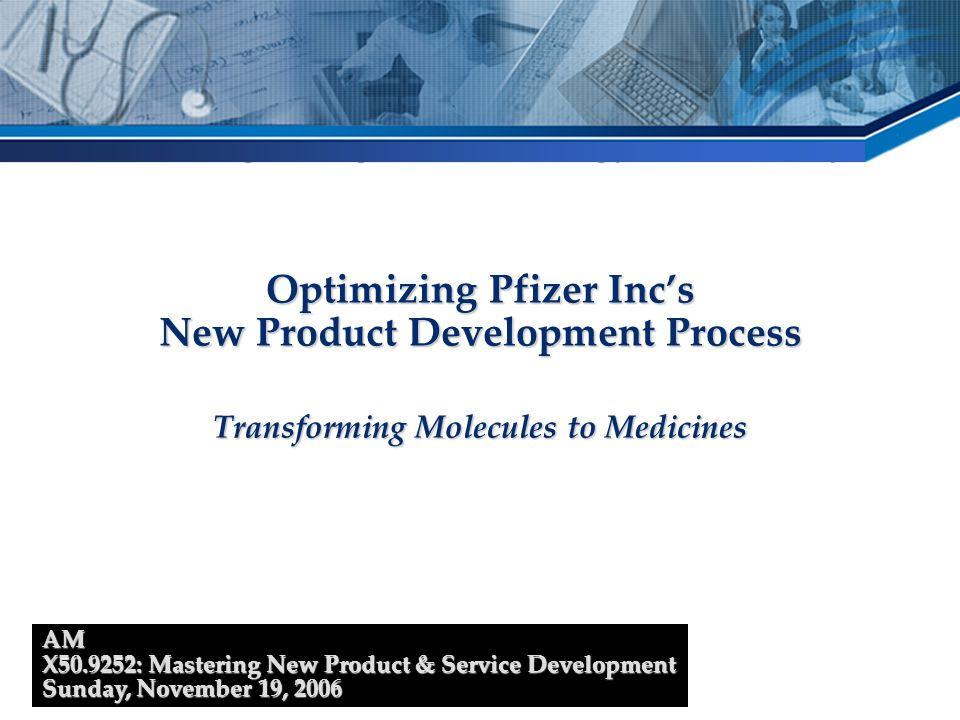 Key Questions WHO WHAT WHERE WHEN WHY HOW Pfizer Inc