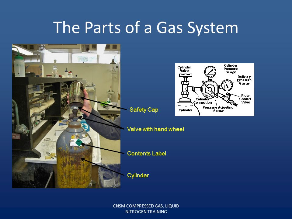 The Parts of a Gas System
