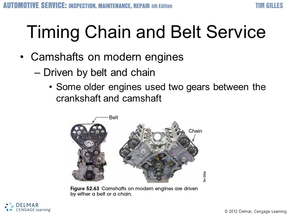 Timing Chain and Belt Service