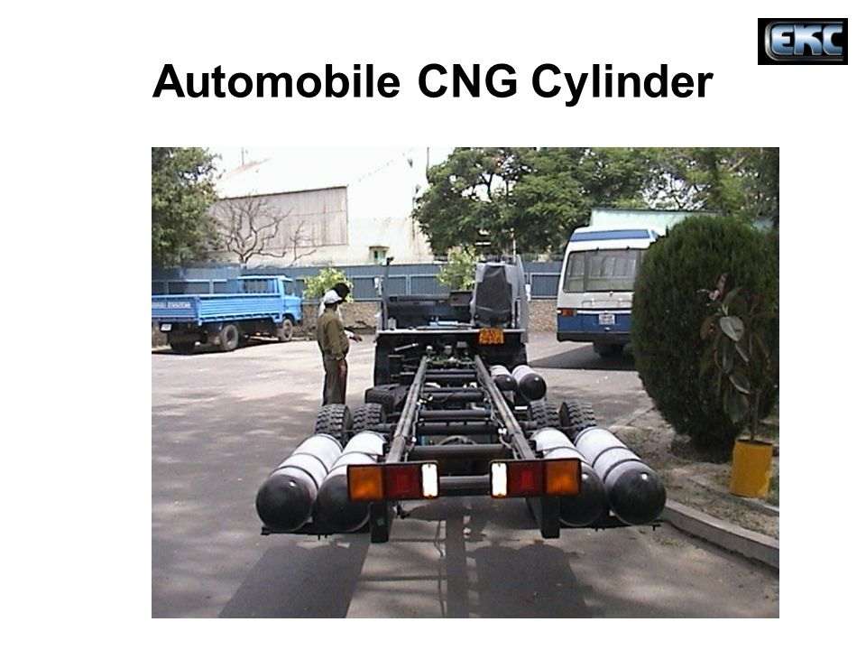 Automobile CNG Cylinder