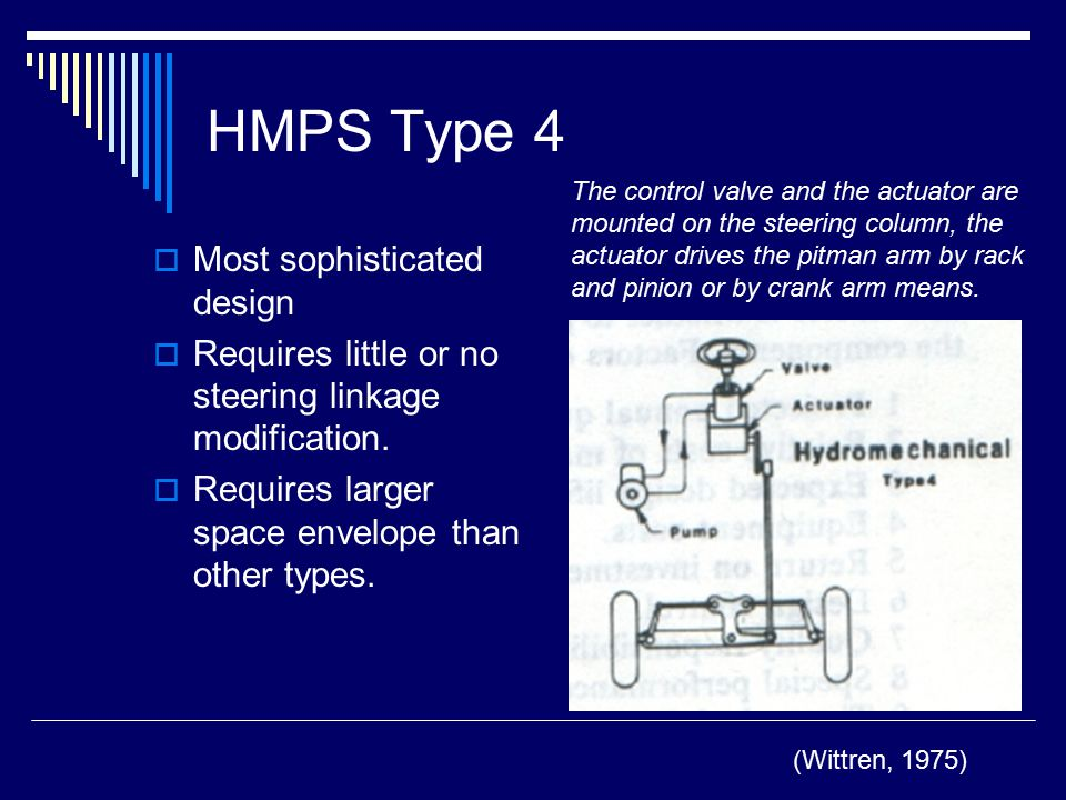 HMPS Type 4 Most sophisticated design