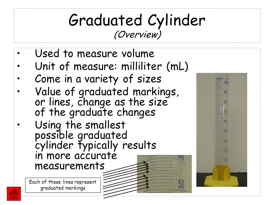 Graduated Cylinder (Overview)