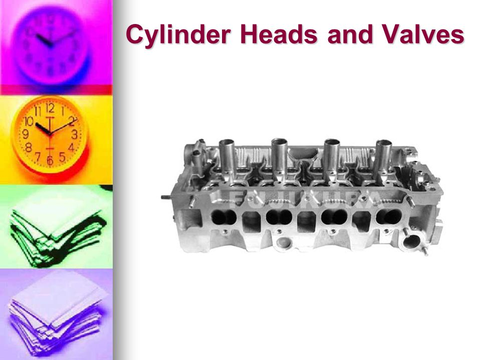 Cylinder Heads and Valves