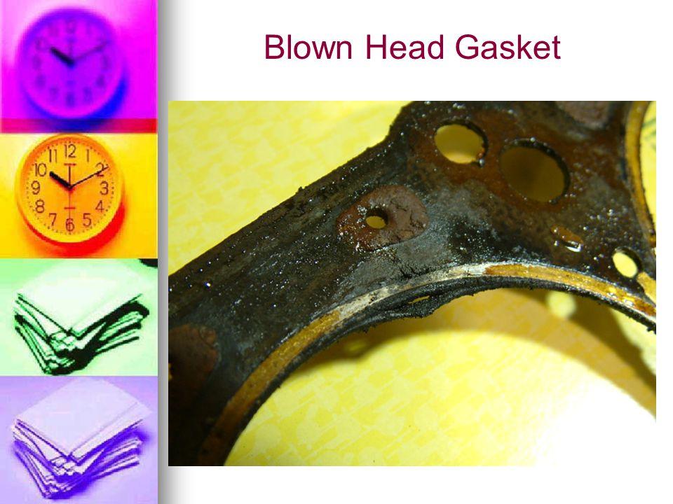 Blown Head Gasket