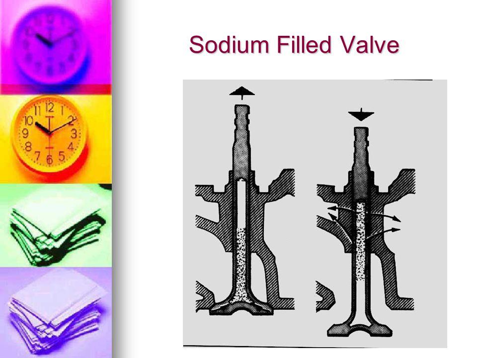 Sodium Filled Valve
