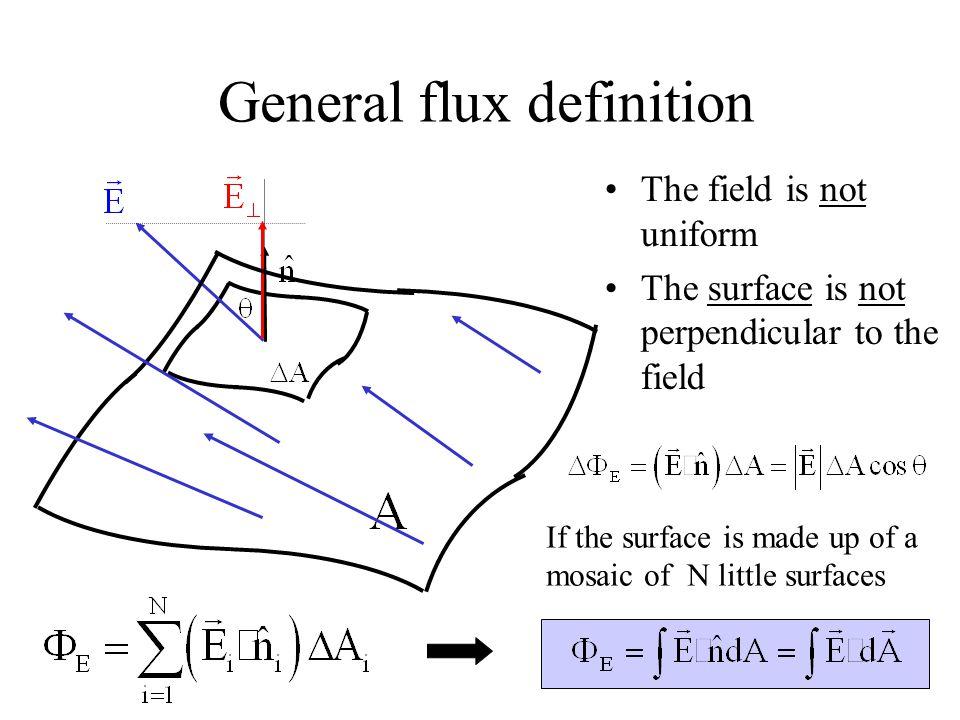 General flux definition