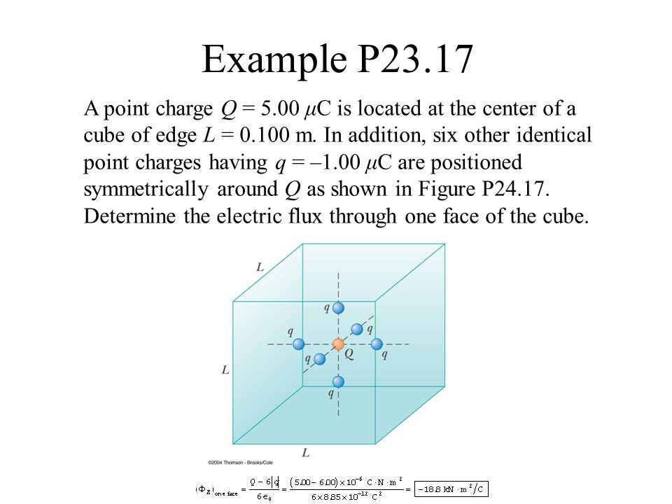 Example P23.17