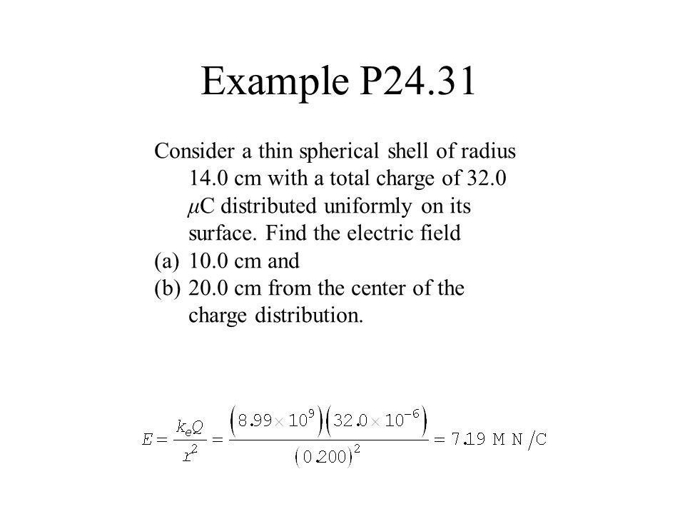 Example P24.31