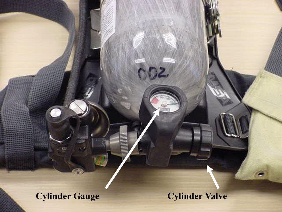 Cylinder Gauge Cylinder Valve