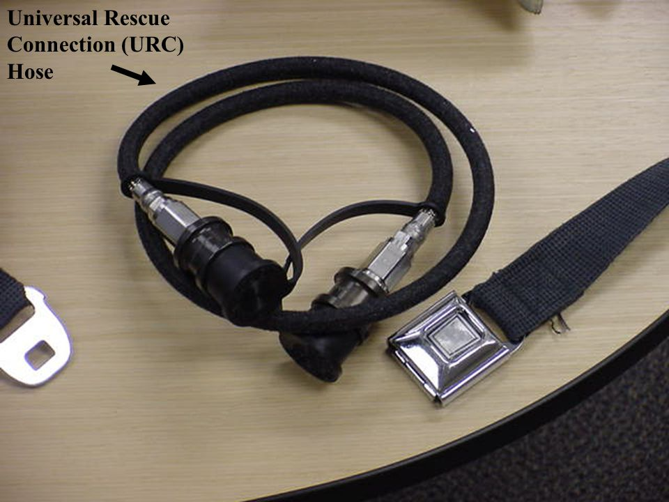 Universal Rescue Connection (URC) Hose