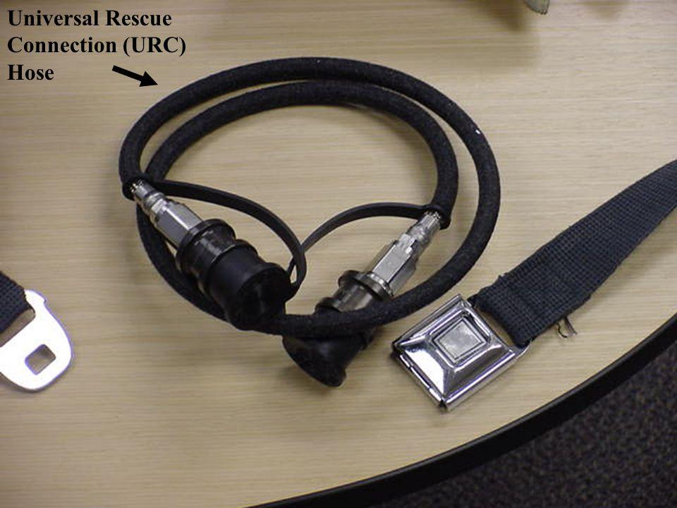 Universal Rescue Connection (URC) Hose
