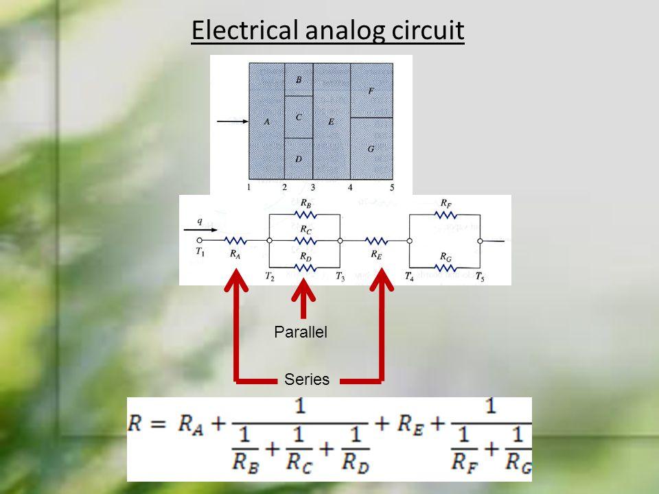 Electrical analog circuit