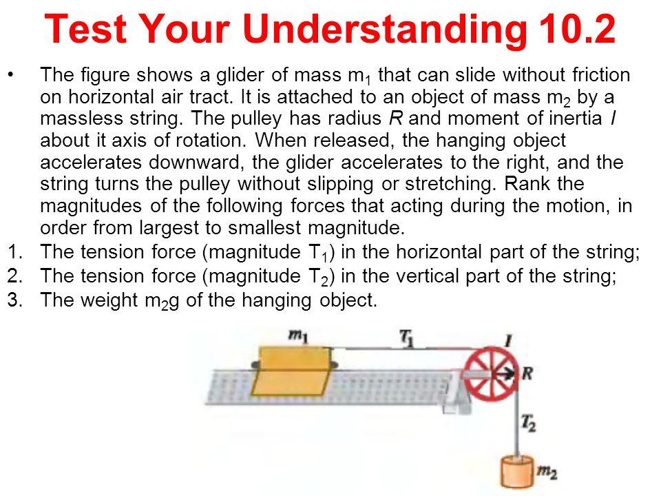 Test Your Understanding 10.2