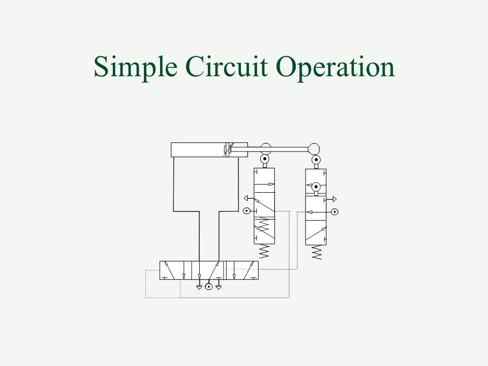 Simple Circuit Operation