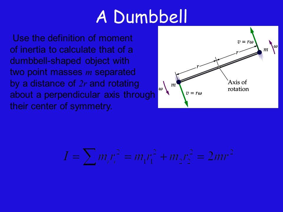 A Dumbbell