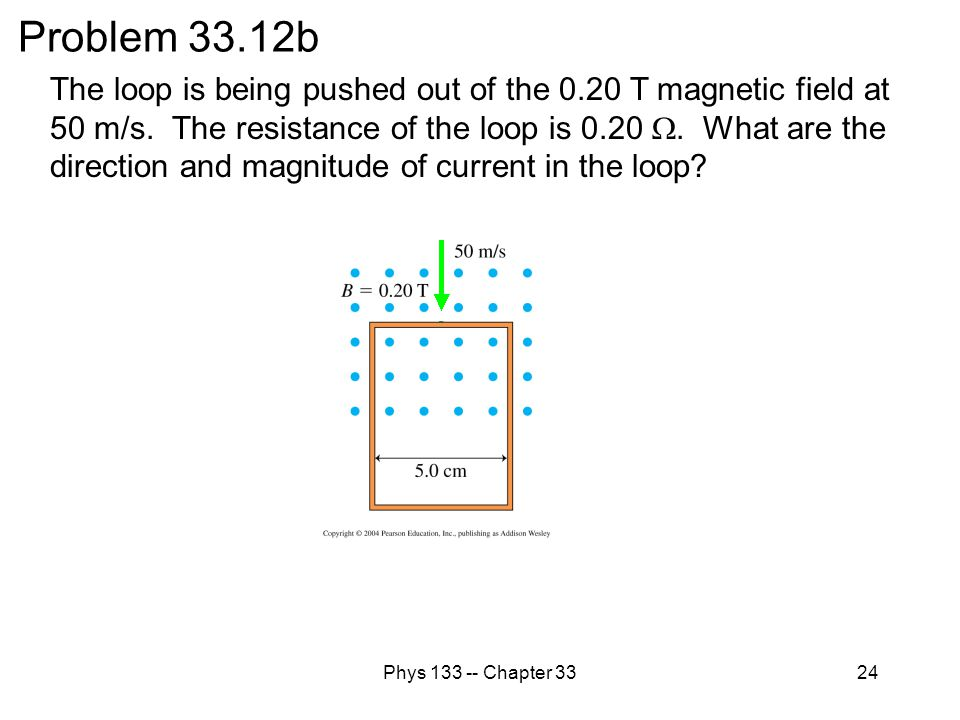 Problem 33.12b