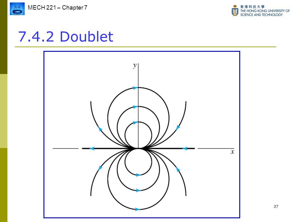 7.4.2 Doublet