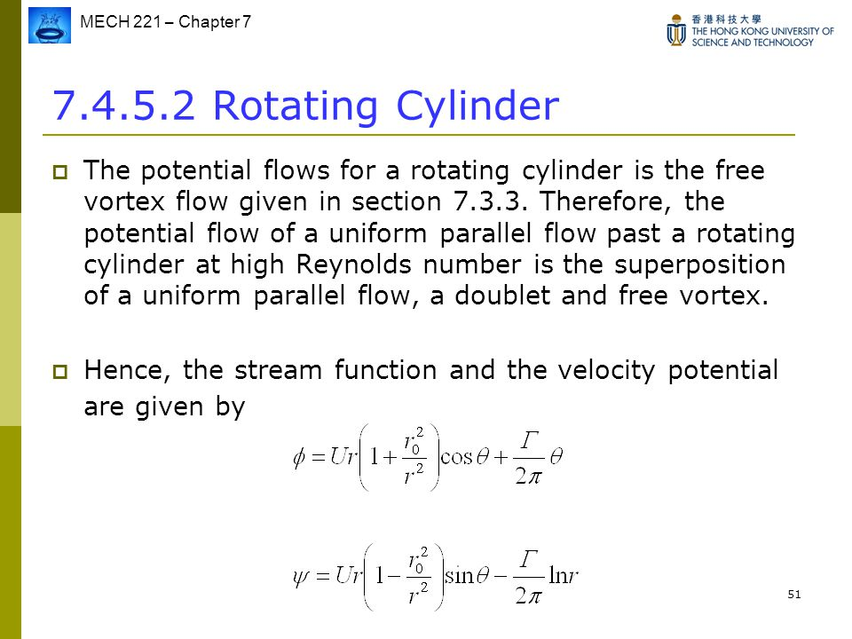 7.4.5.2 Rotating Cylinder
