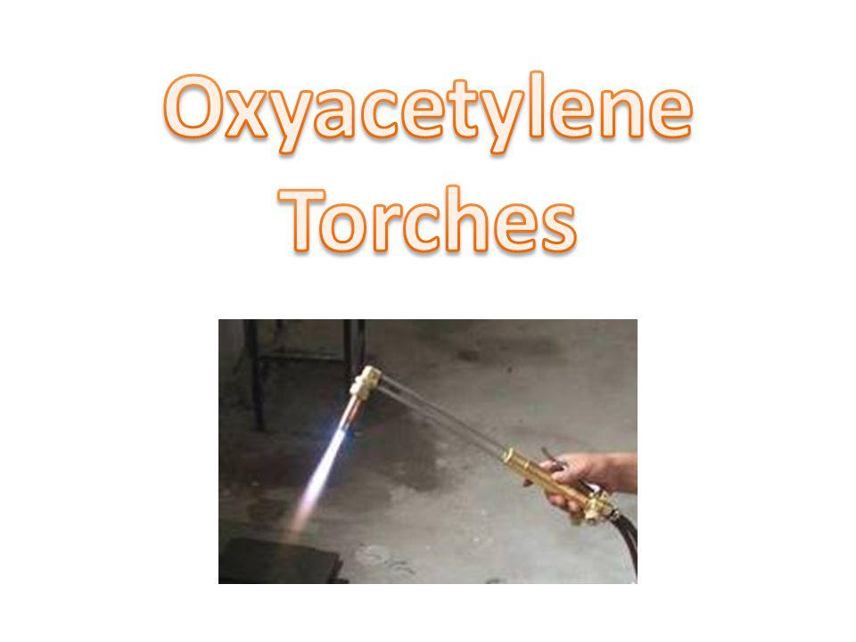 Oxyacetylene Torches