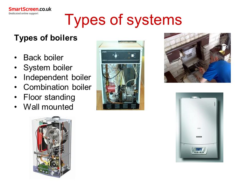 Boilers: Types Of Boilers Ppt