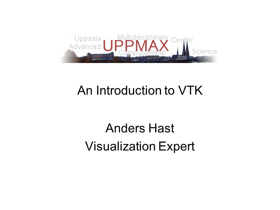 Anders Hast Visualization Expert