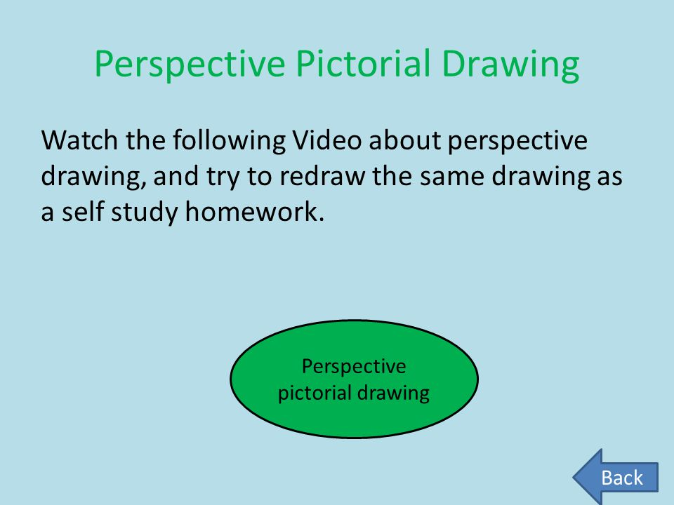 Perspective Pictorial Drawing