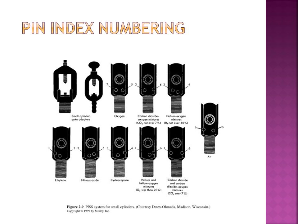 Pin Index Numbering RsCr 220