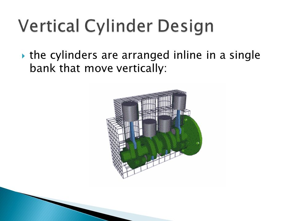 Vertical Cylinder Design