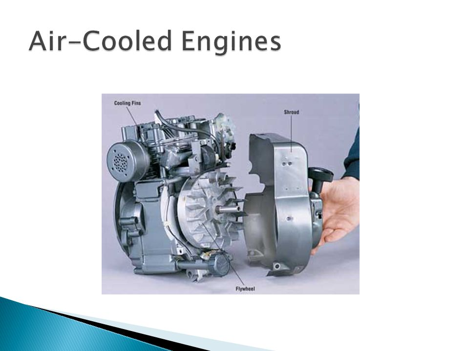 Air-Cooled Engines