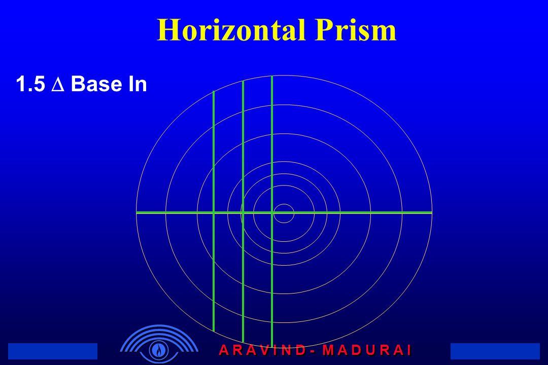 Horizontal Prism 1.5  Base In