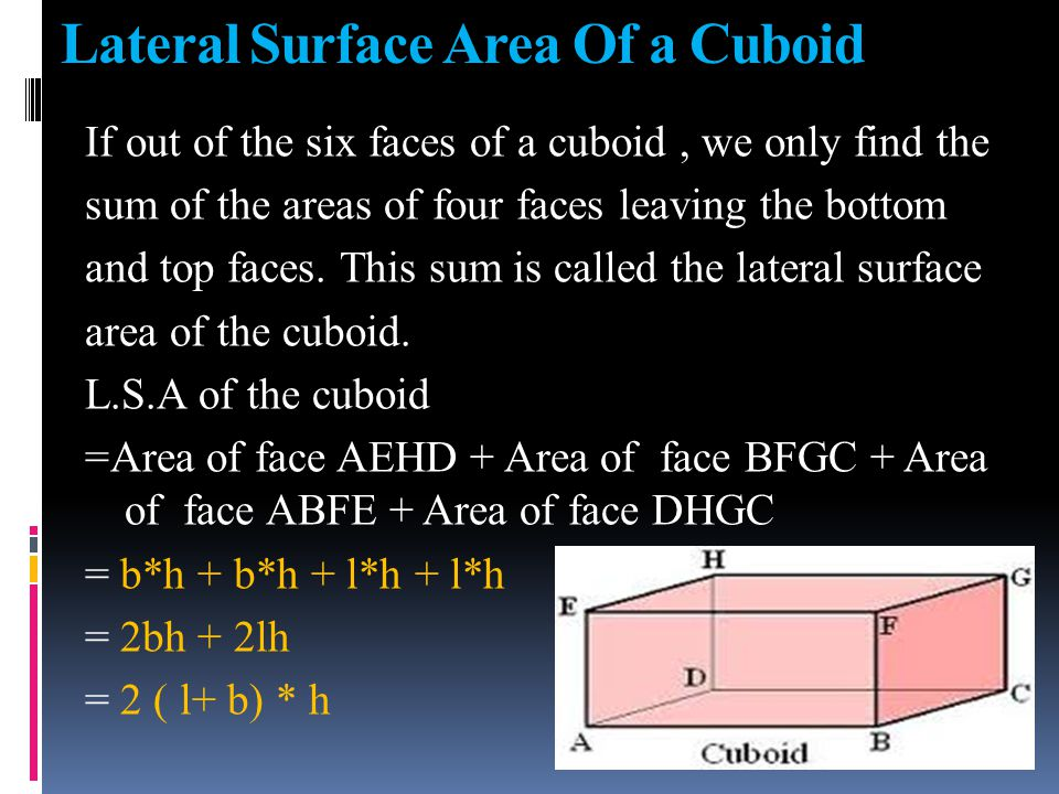 surface area Surface area definition: the total area on the surface of a three-dimensional figure | meaning, pronunciation, translations and examples.