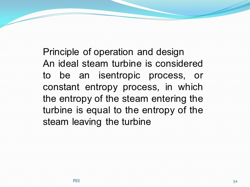 Principle of operation and design