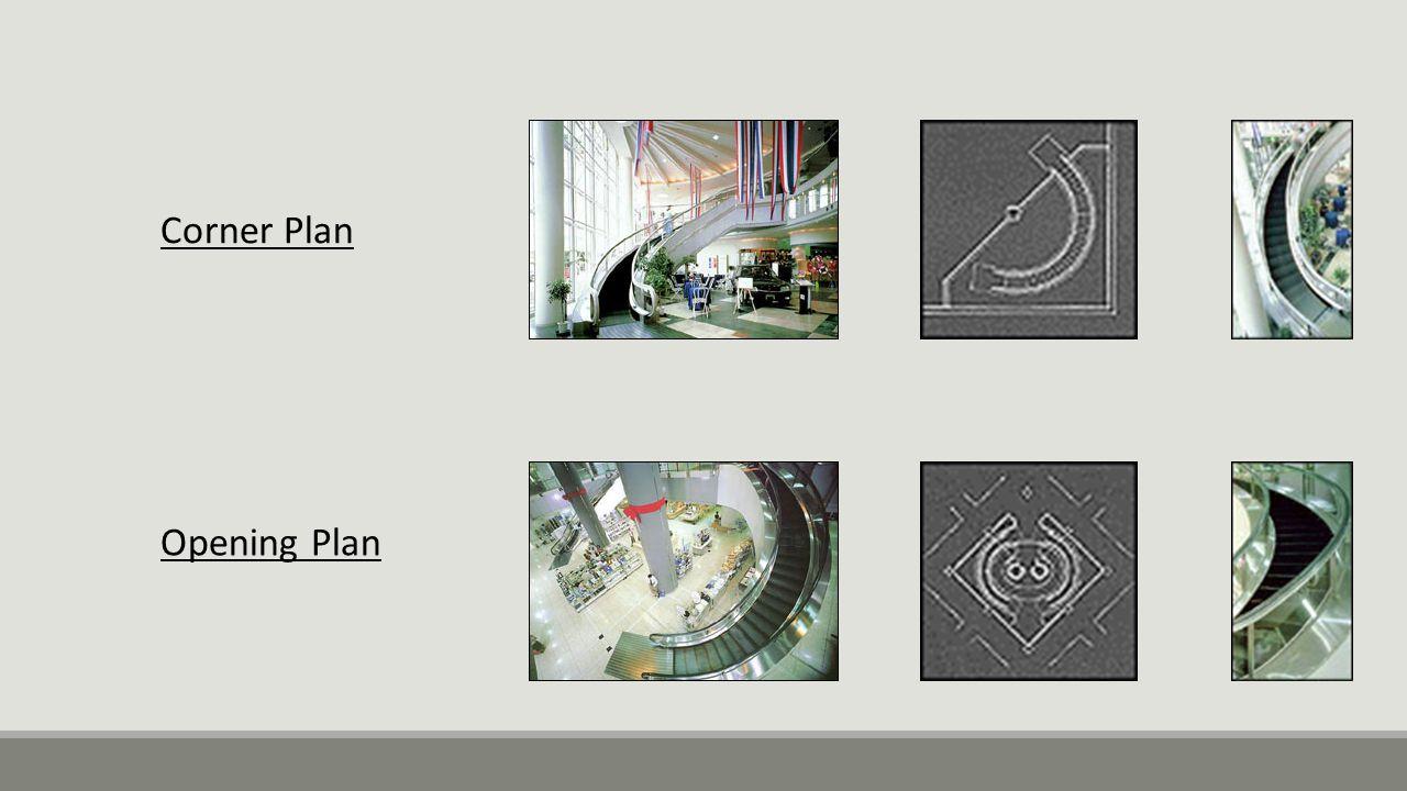 Corner Plan Opening Plan