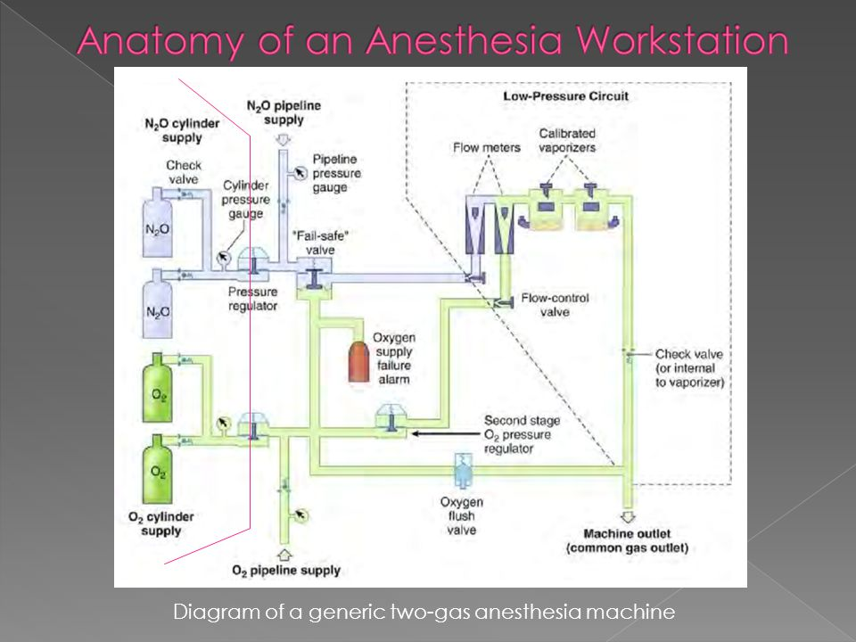 Anatomy of an Anesthesia Workstation