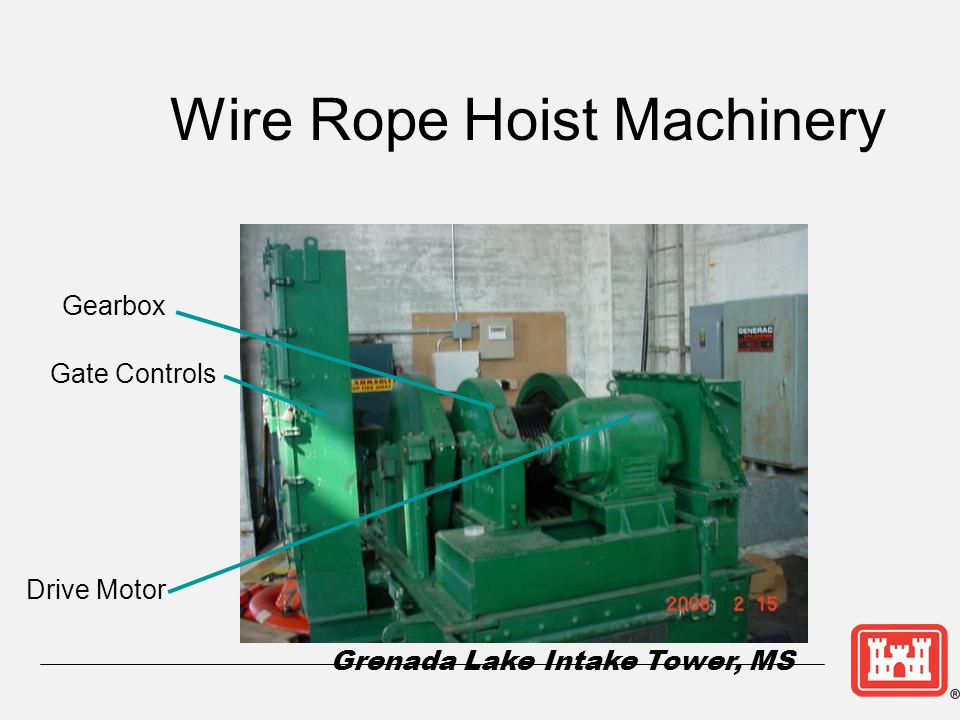 Wire Rope Hoist Machinery